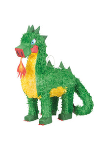 Dragon 3D Pull Pinata 18 by 14 inches