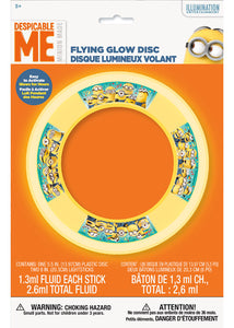 Despicable Me Loot - Glow Flying Disk