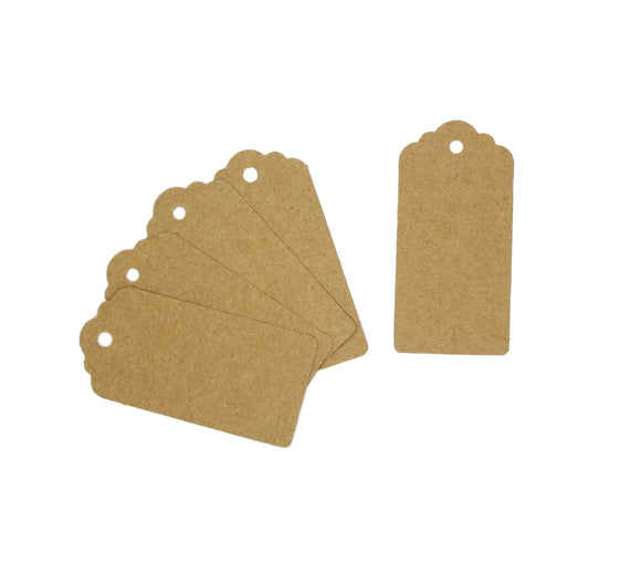 Gift Tags - Luggage Label 10 pack