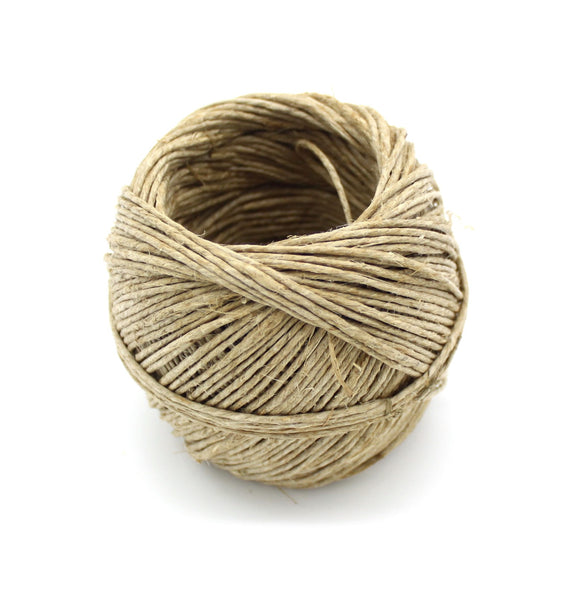 Roll of natural twine