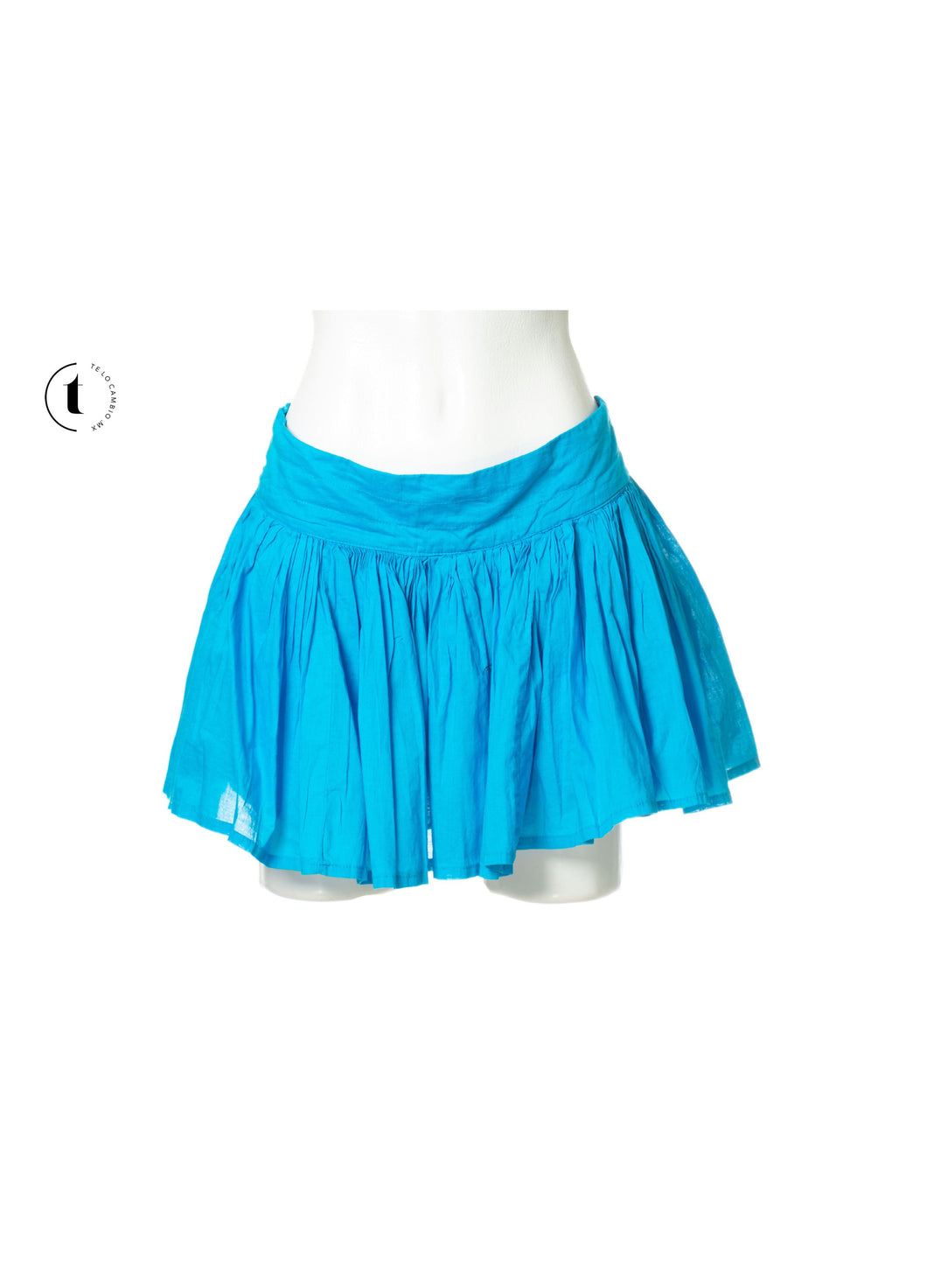 Mini falda zara