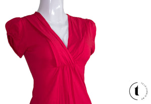 Blusa roja Misc Au Point