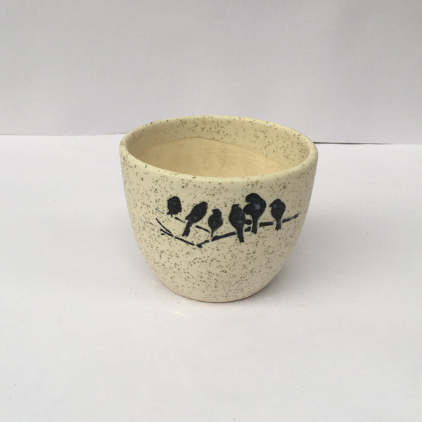 L88 - Ceramic Cup (Sparrow Design)