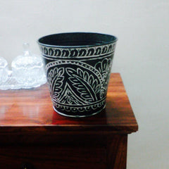 Planter Pot Black