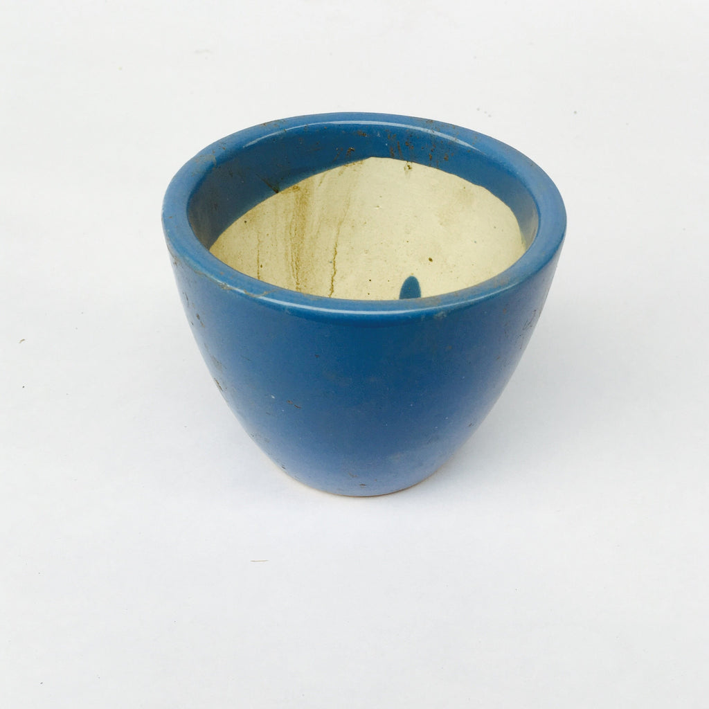 L09 - Blue Small Cup 3""