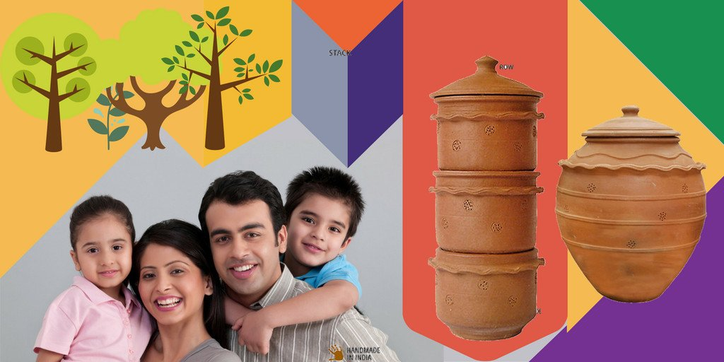 Plants for healthy family<br>Composters for healthy planet