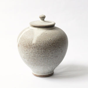 Yuta Segawa miniature pot and cover - extra large 825