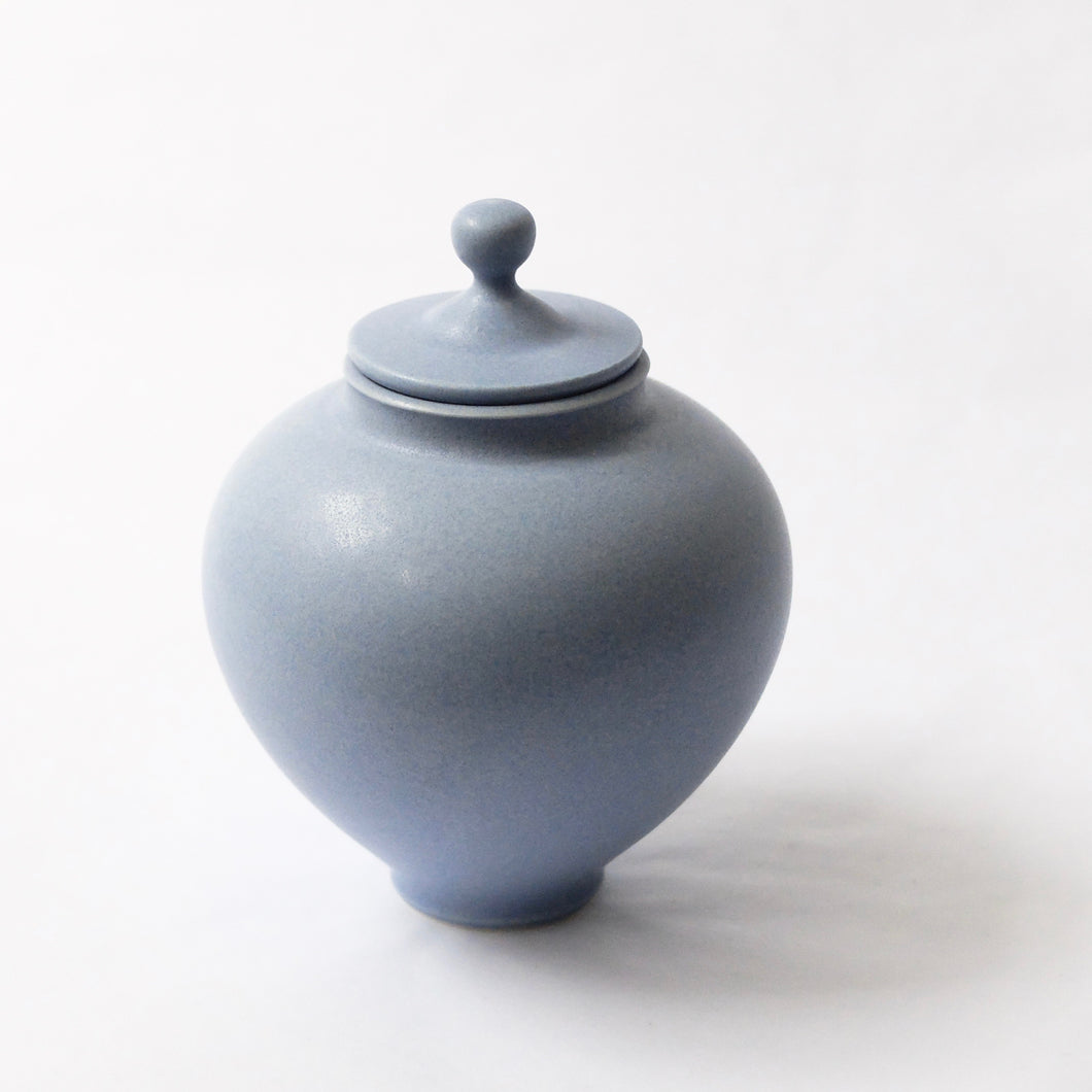 Yuta Segawa miniature pot and cover - extra large 823