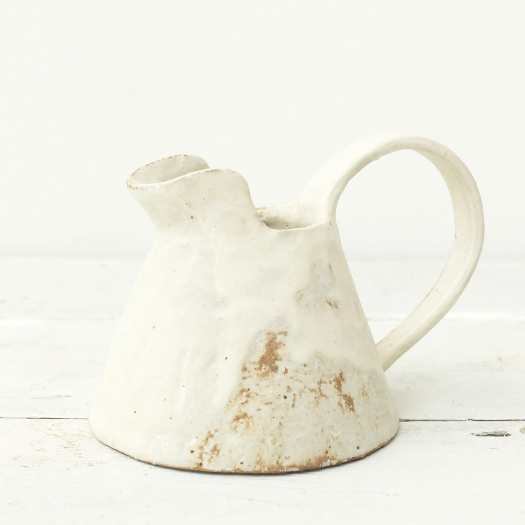 Nobue Ibaraki Small Ecru Pitcher (20)