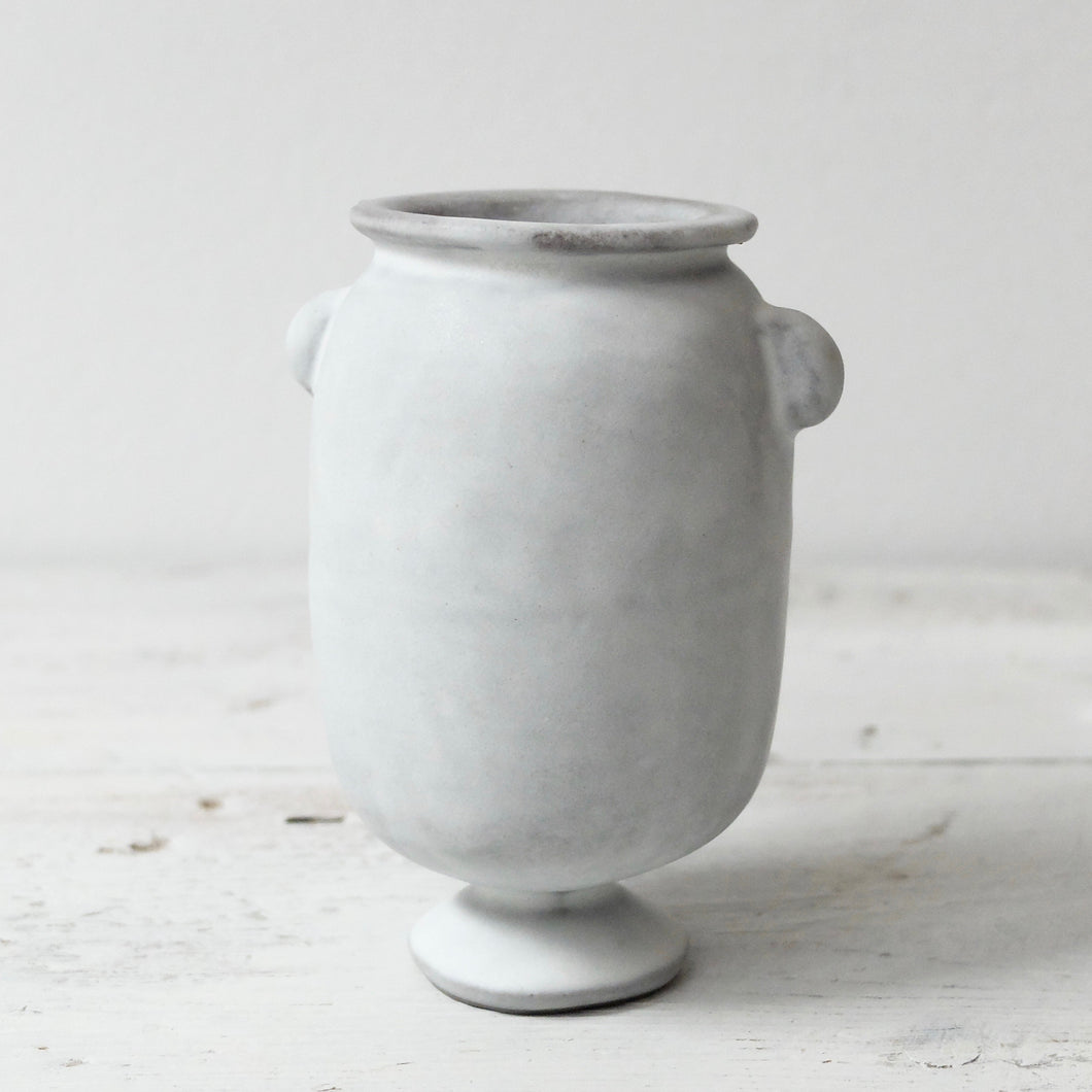Charlotte McLeish medium Naqeda vase in grey 19