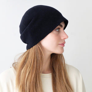 SCHA Hats Taiga Medium Navy