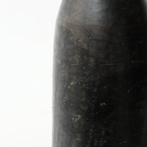Jennifer Morris Large Raku Bottle 4
