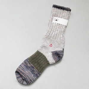 Hansel From Basel socks Oatmeal