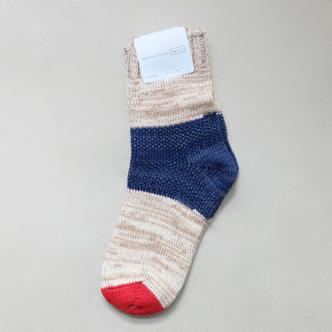 Hansel From Basel Socks Oat (22)