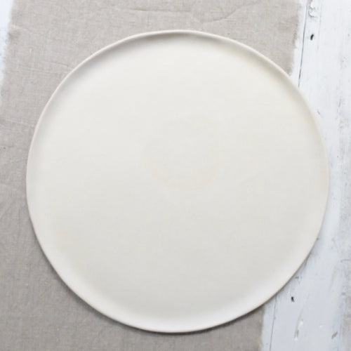 Jennifer Morris Large Neutral Platter 2
