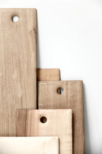 Tim Plunkett Oak Table Board 2