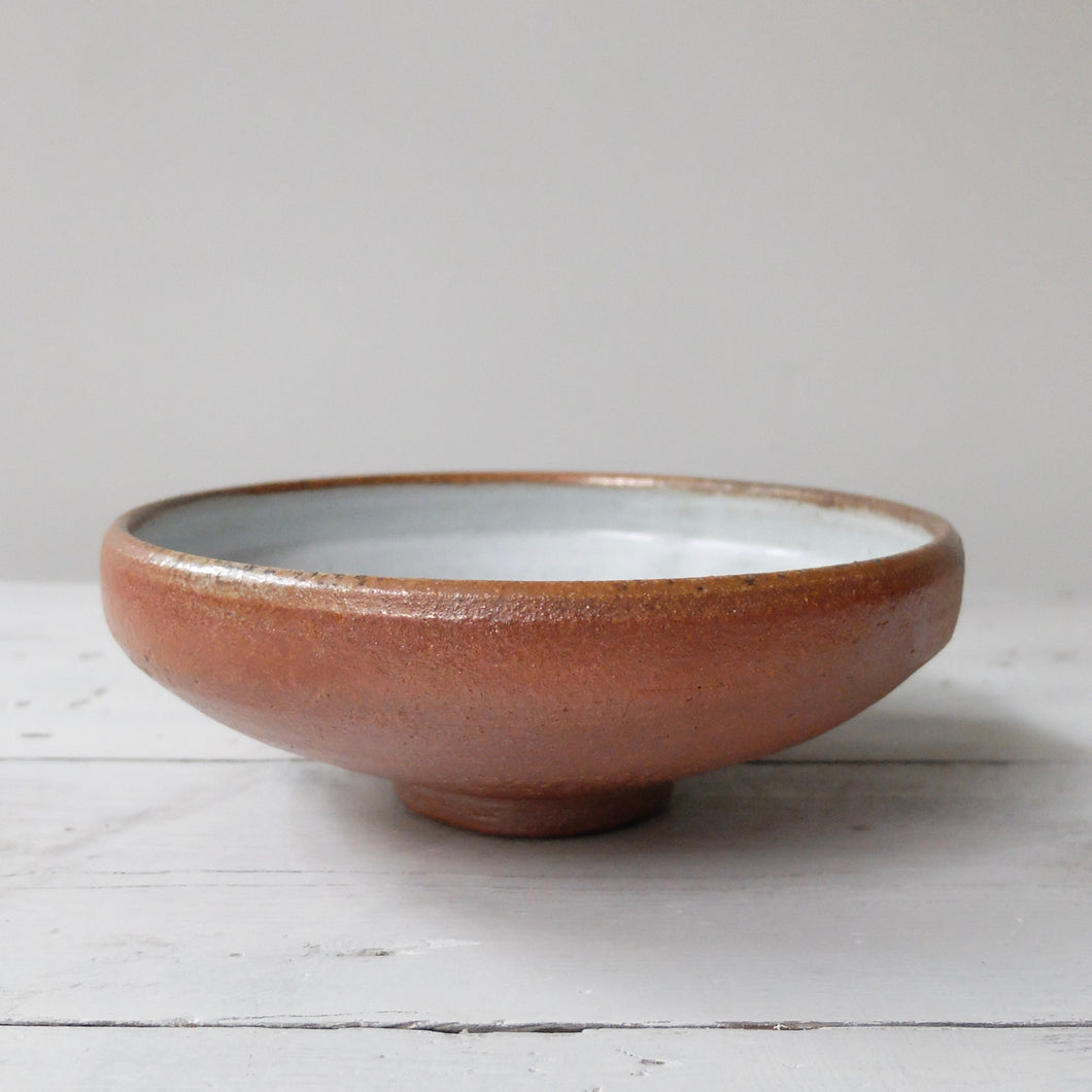 Brigitte Colleaux wood fired bowl
