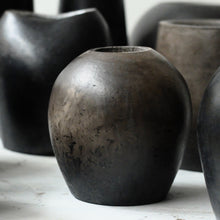 Jennifer Morris Medium Raku Vessel 18
