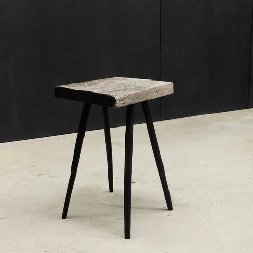 Alex Walshaw Weathered relic oak Table