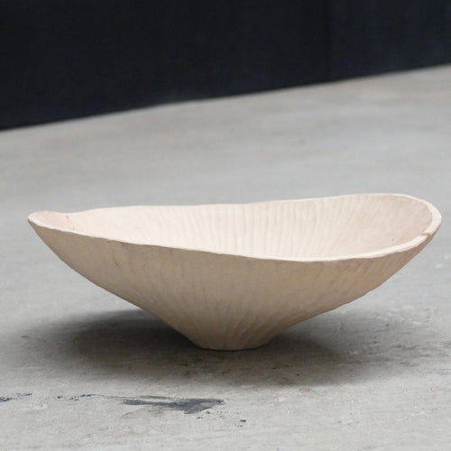 Alex Walshaw Hand Carved Wooden Bowl