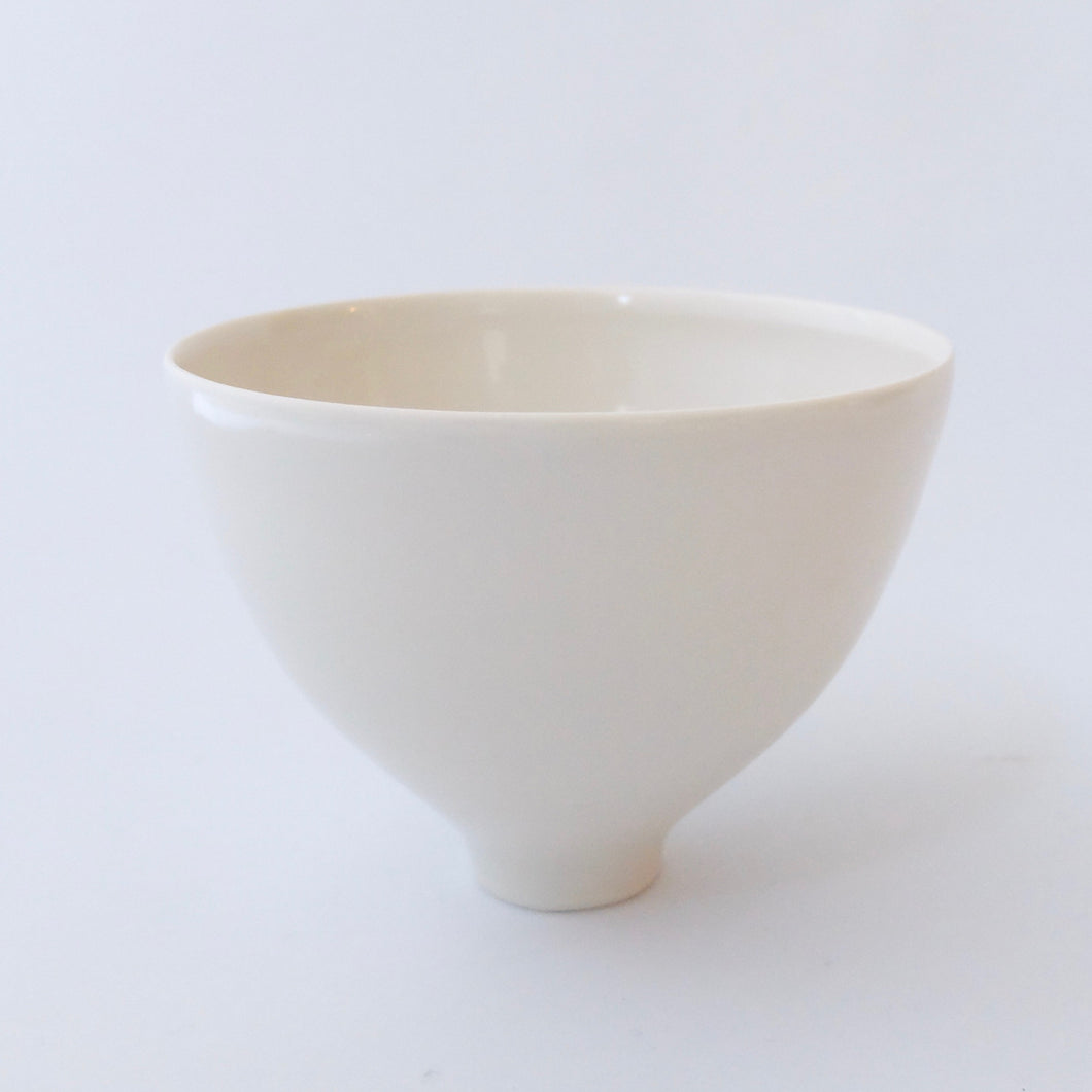 Tanya McCallin Porcelain Vessel TM18