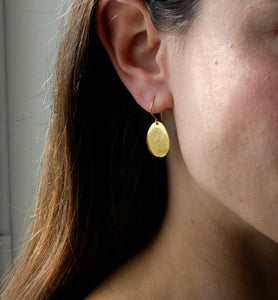 Ram Rijal Gold earrings 33