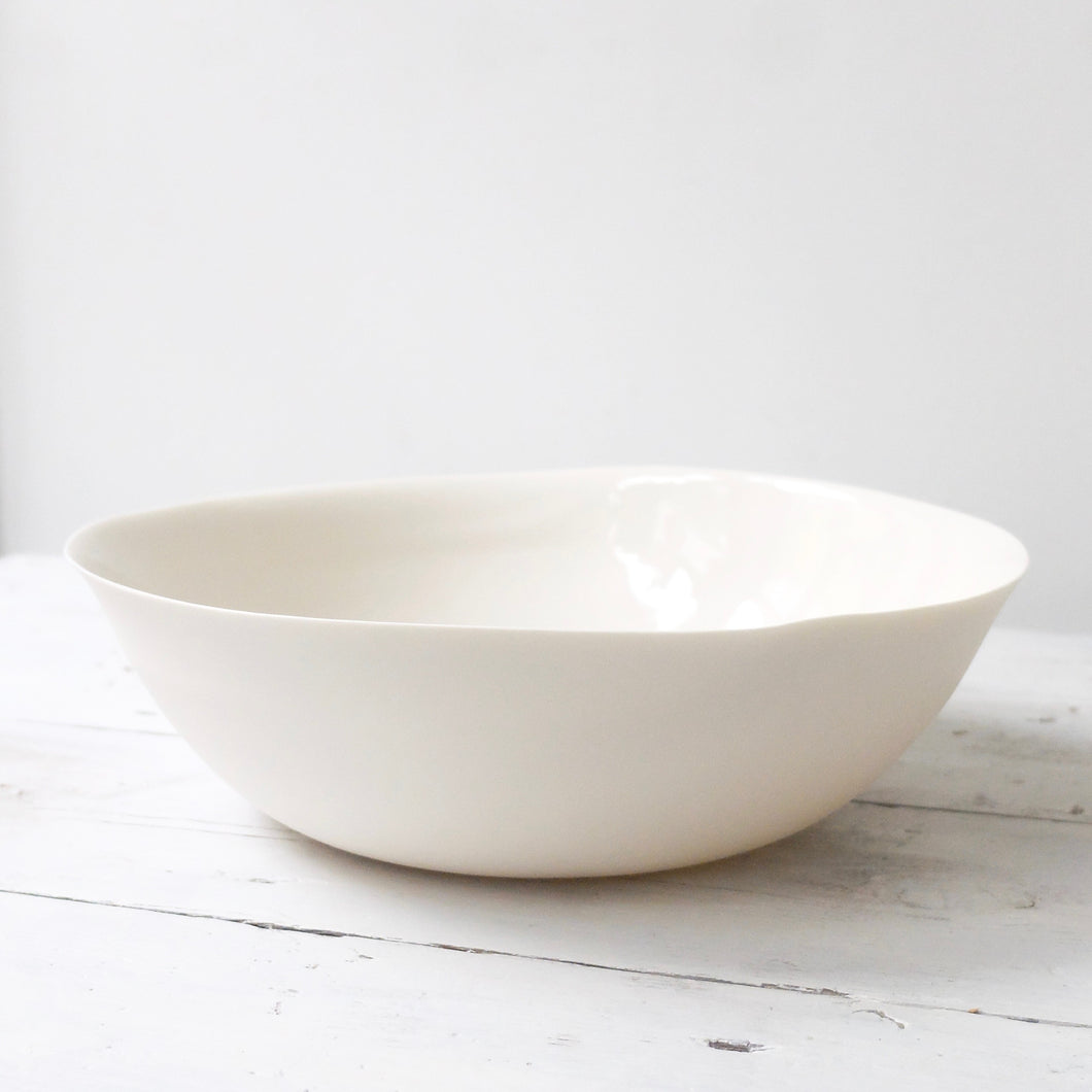 Blohm Large Porcelain Bowl