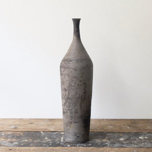 Hannah Blackall Smith Large Smoke fired Bottle 6