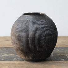 Hannah Blackall Smith Small Smoke Fired Moon Jar 2