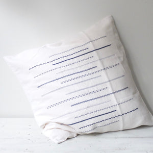 Khadi and Co Handwoven Cushion