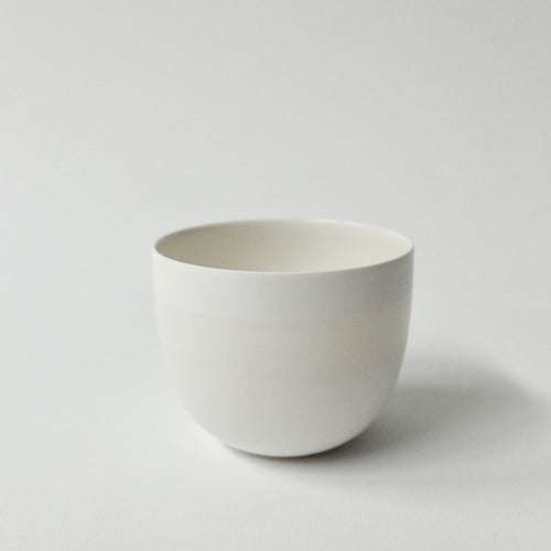 Jae Jun Lee Porcelain Zircon round bowl