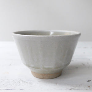 Winchcombe willow ash glaze small tea bowls