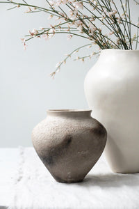(SE) Enriqueta Cepeda Smokefired Vessels No.3
