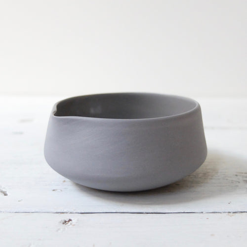 (SE) Nathalie Lautenbacher Creamer in Grey