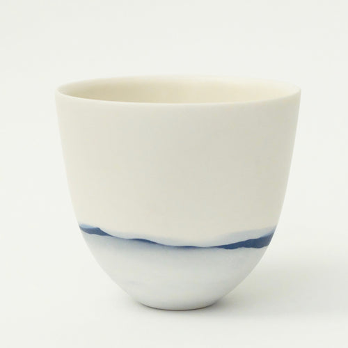 Celia Dowson Mountainscape Indigo Small Vessel (17)
