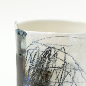 Barry Stedman Thrown Vessel 'to find a place' series