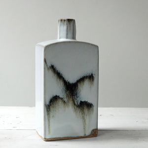 Peter Swanson Nuka Glazed Slab Bottle