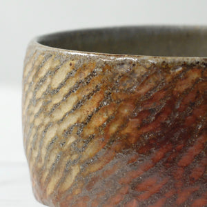 Peter Swanson Anagama Woodfired Beech Ash Teabowl