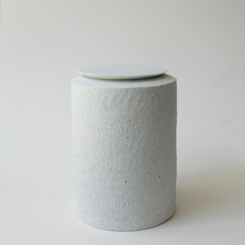 Kiho Kang Ceramic Container with Lid