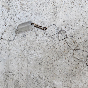 Callum Partridge Stainless Steel and Silver Necklace 2