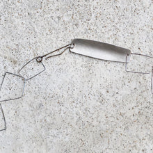 Callum Partridge Stainless Steel and Silver Necklace 3