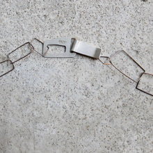 Callum Partridge Stainless Steel and Silver Necklace 4