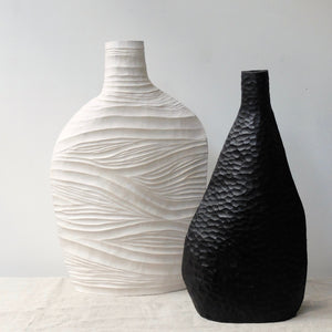 Malcolm Martin and Gaynor Dowling Limed Vase MD1046
