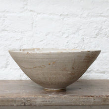 Abigail Schama Bowl with Gold Lustre