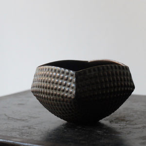 Ann Van Hoey Folded Bowl 34