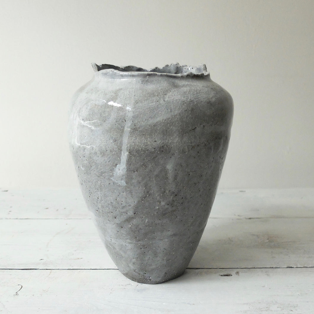 Abigail Schama Moon Bathing Vase
