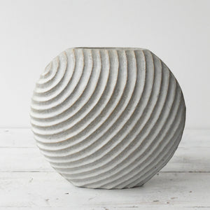 Michèle Bianco Shift Carved Disc 31