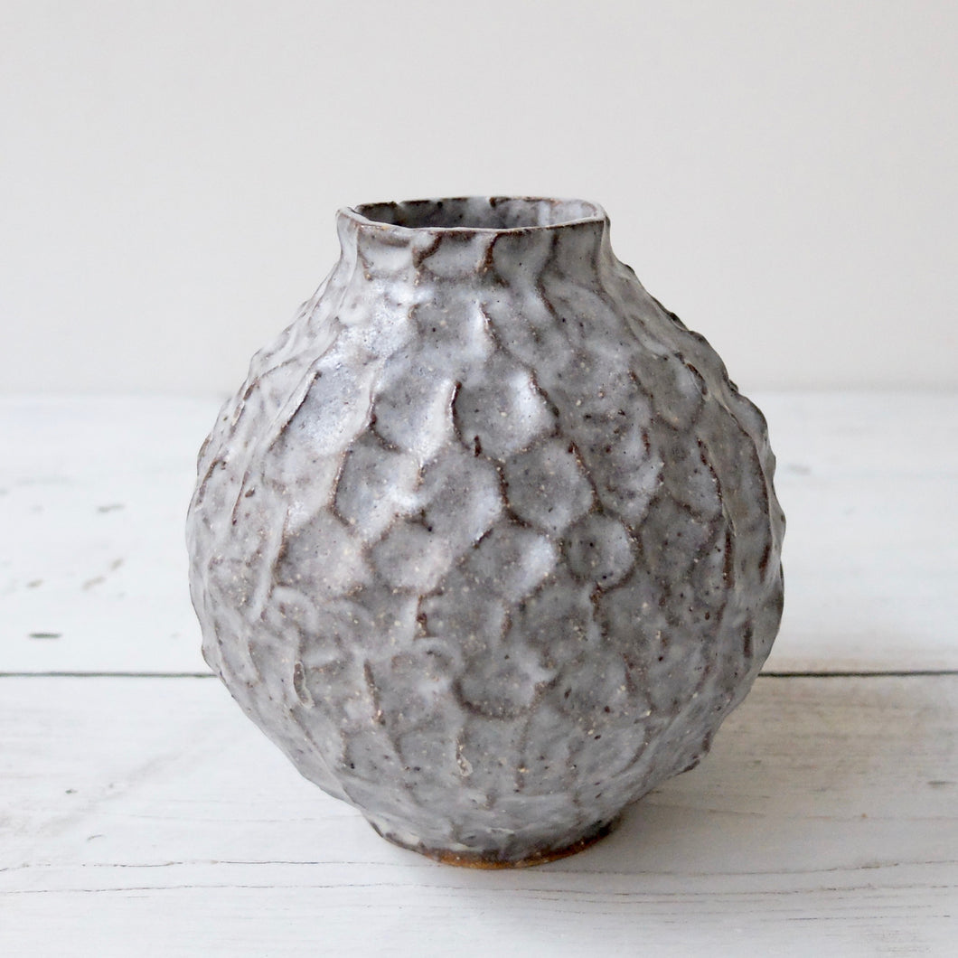 Connie Augoustinos Small Round Vase