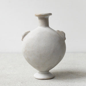 Charlotte McLeish Large Footed Vase Sand