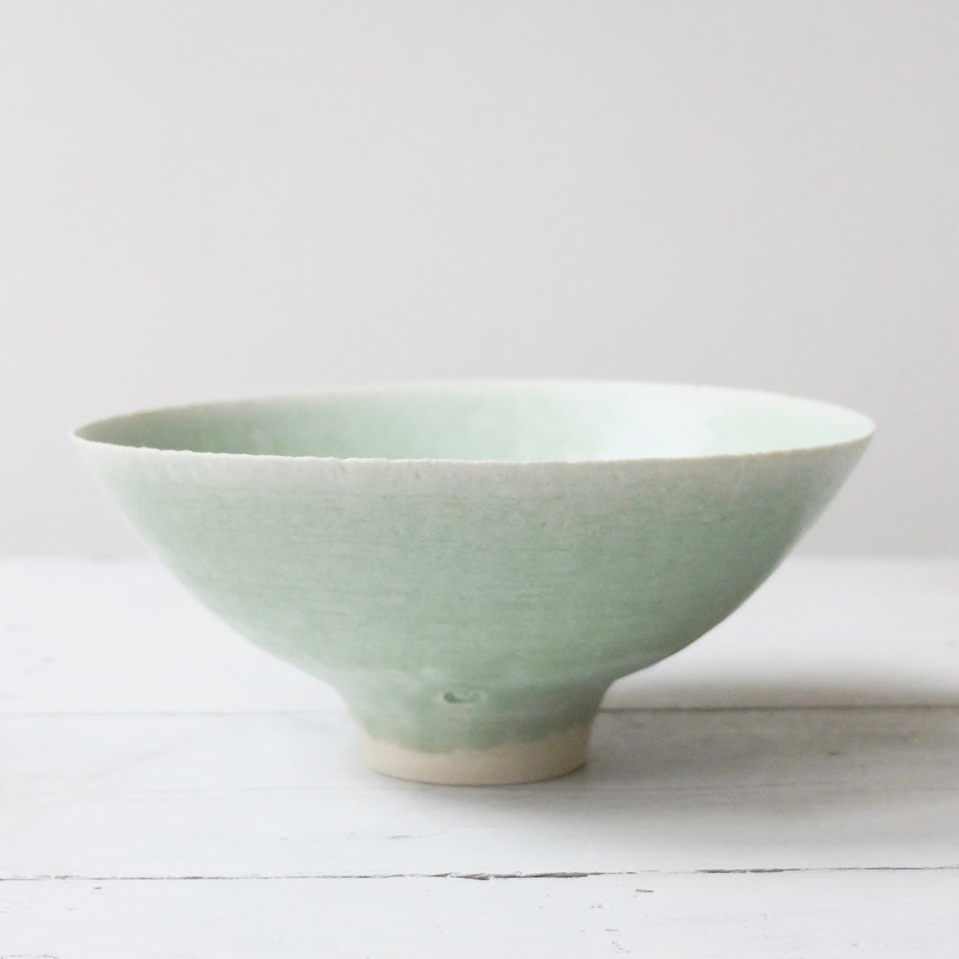 Peter Wills Small Green Bowl